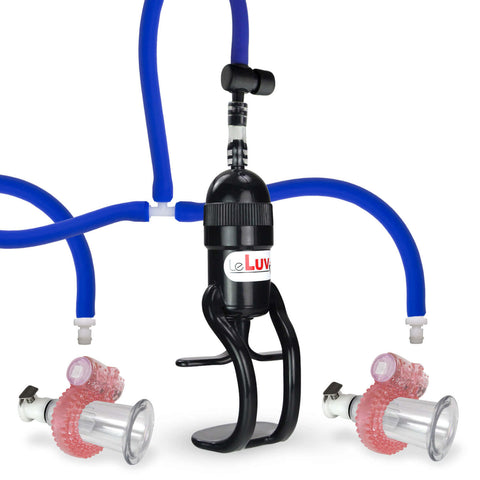 Vibrating Nipple Vacuum Pump EasyOp Z-Grip