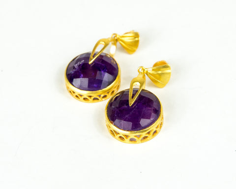 AVANTI TWO DROP EARRINGS