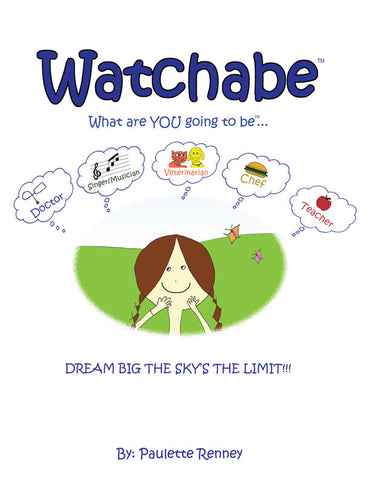 Watchabe Children's Book