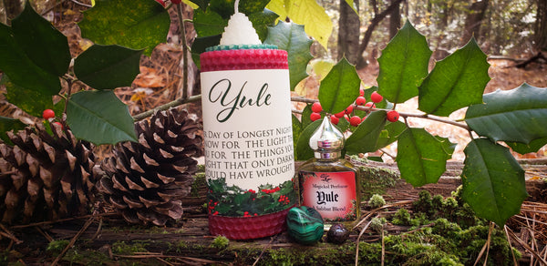 Yule Ritual Set~To Celebrate the Longest Night - Wild Witchery