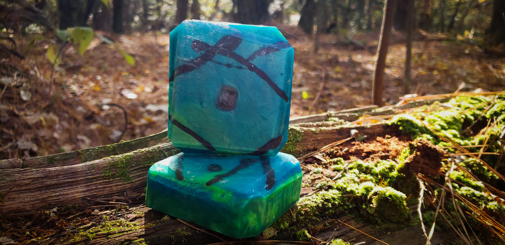 Labradorite Soap - Wild Witchery