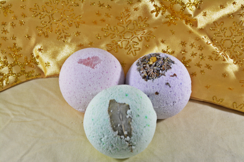 Bath Bomb Set~You Pick 3 - Wild Witchery
