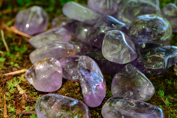 Ametrine~For Spiritual Connection, Creativity & Stress Relief - Wild Witchery