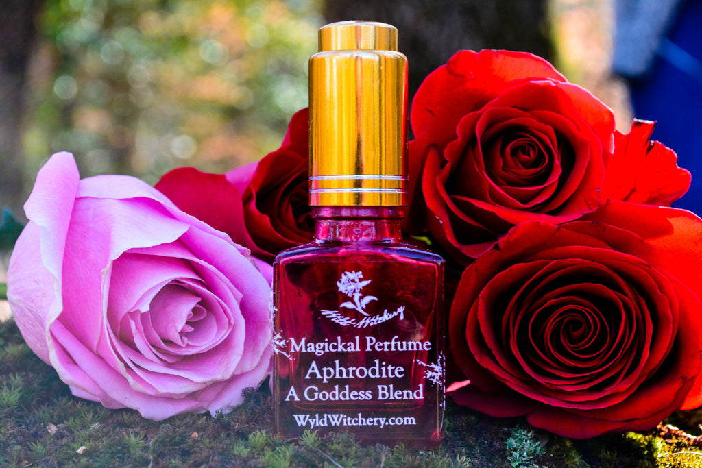 Aphrodite Perfume~A Love Potion - Wild Witchery