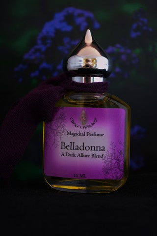 Belladonna~A Dark Allure Potion - Wild Witchery
