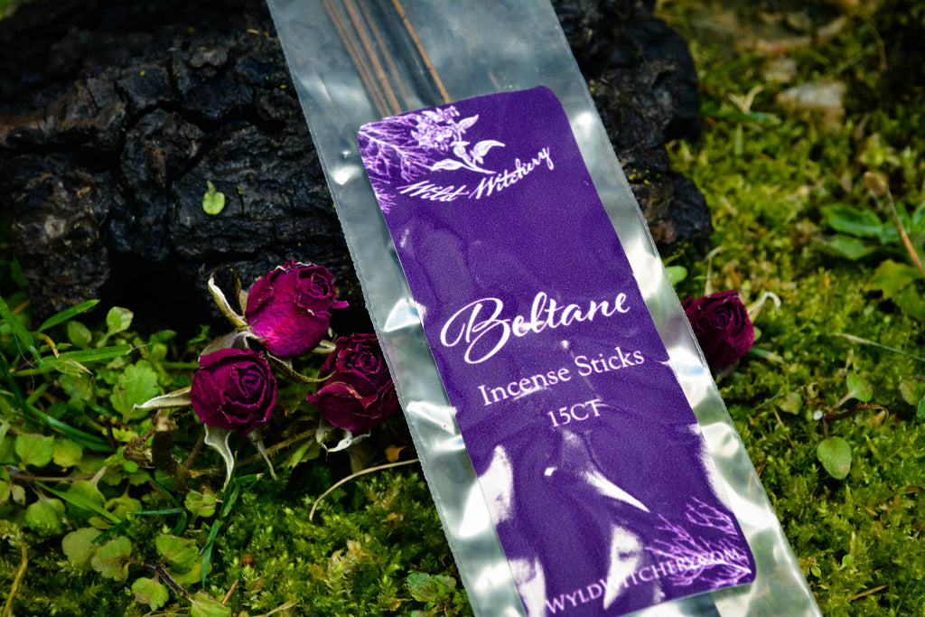 Beltane Incense - Wild Witchery