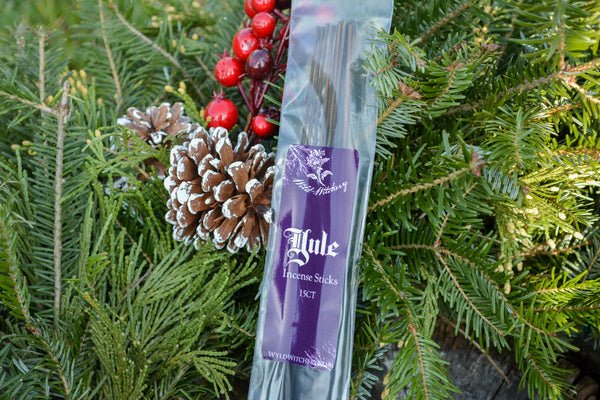 Yule Incense~To Celebrate the Longest Night