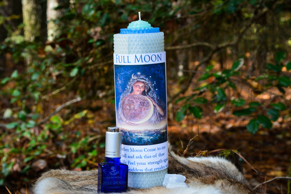 Full Moon Ritual Set - Wild Witchery