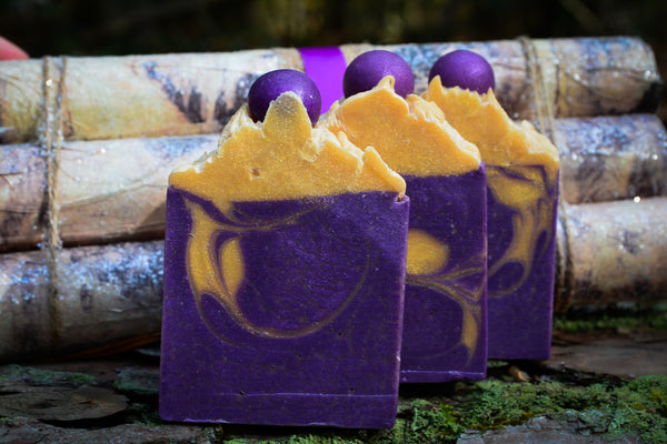 Sugar Plum Fairy Soap - Wild Witchery