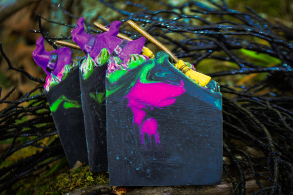 The Witching Hour Soap - Wild Witchery