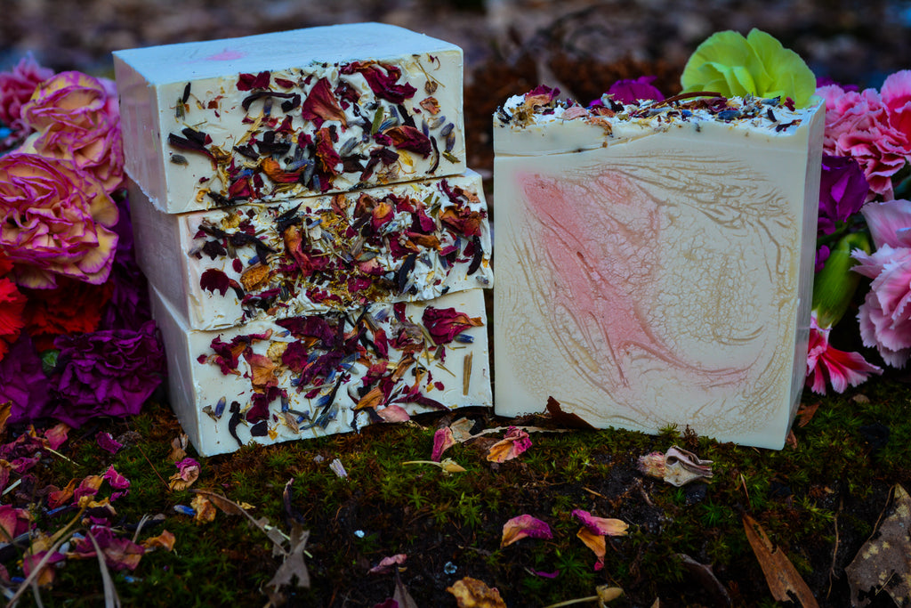 Fairy Garden Soap - Wild Witchery