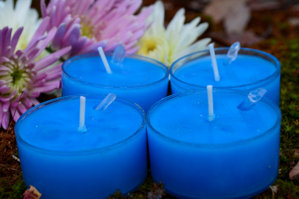 Tranquility Tealights - Wild Witchery