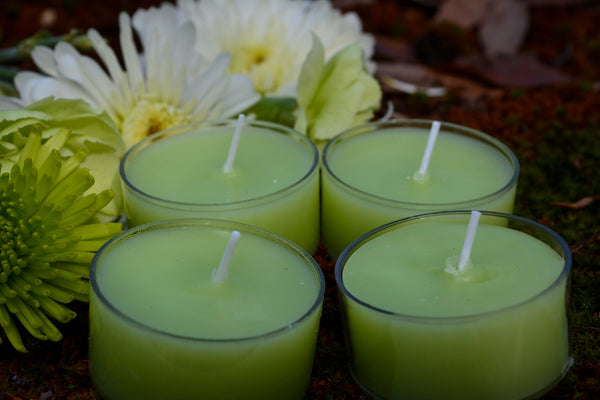 Sacred Smudge Tealights - Wild Witchery