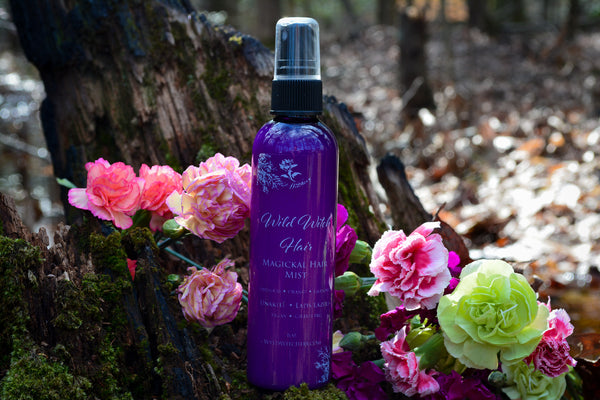 Wild Witch Hair Magickal Hair Mist - Wild Witchery