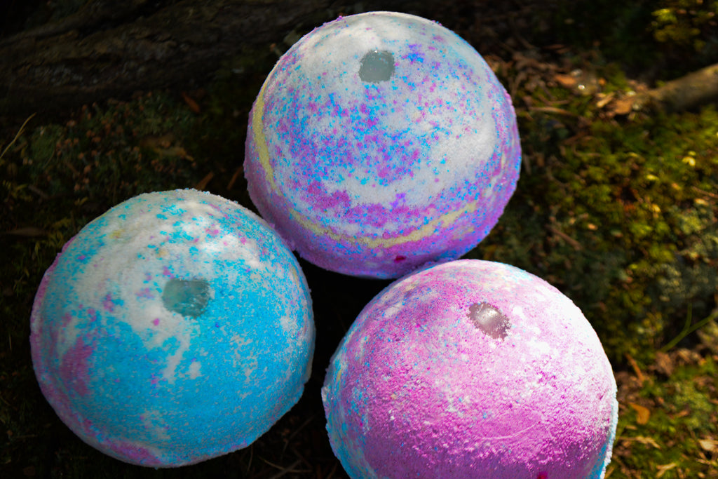 Opalite Bath Bomb - Wild Witchery