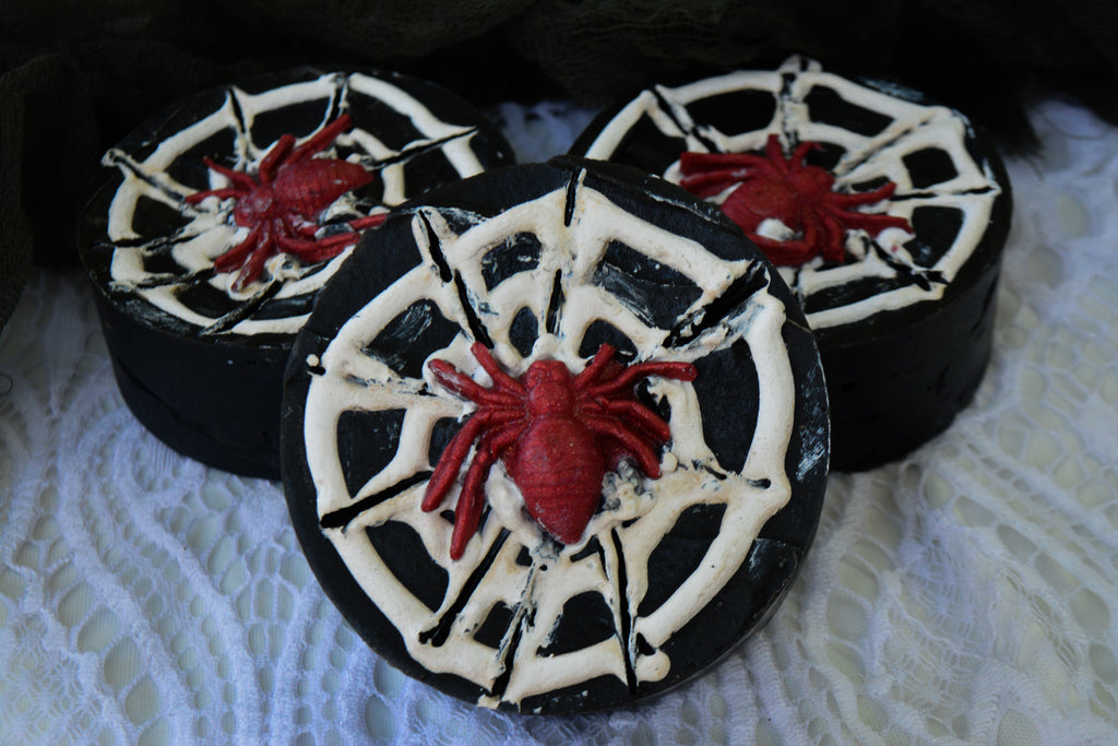 Arachne Spider  Soap - Wild Witchery