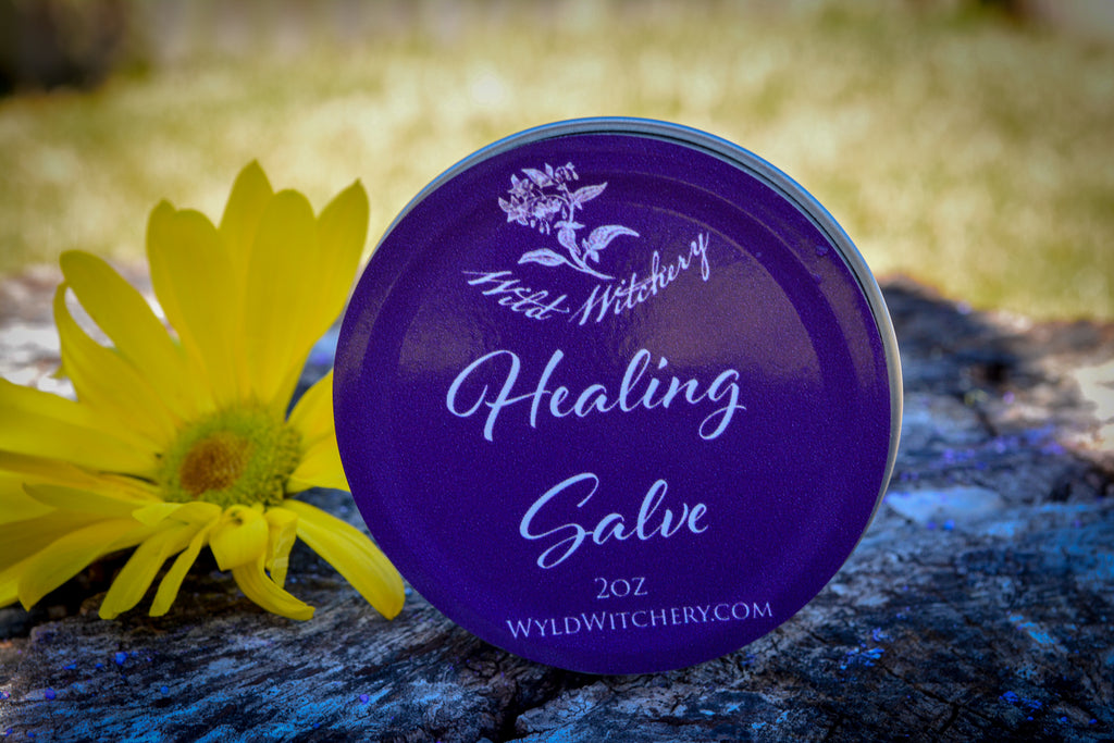 Healing Salve - Wild Witchery