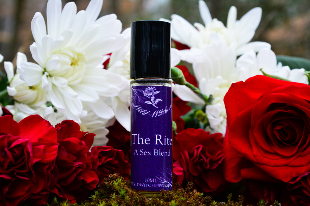 The Rite Perfume~A Sex Blend - Wild Witchery
