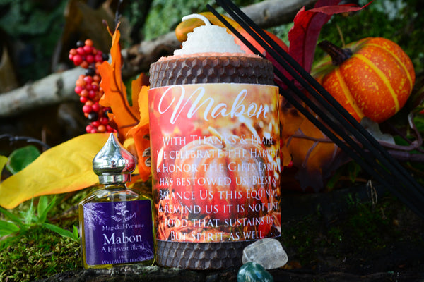Mabon Ritual Set~For Celebrating the Autumnal Equinox - Wild Witchery