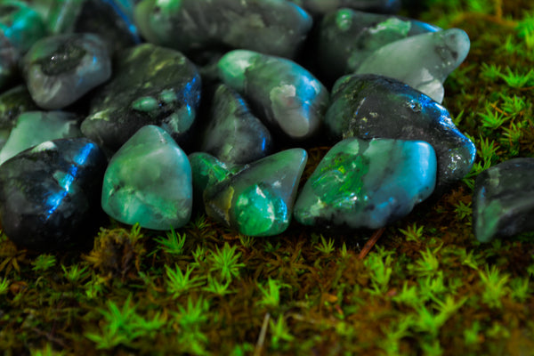 Emerald~For Total Money Magick