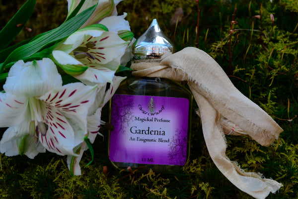 Gardenia~An Enigmatic Potion - Wild Witchery