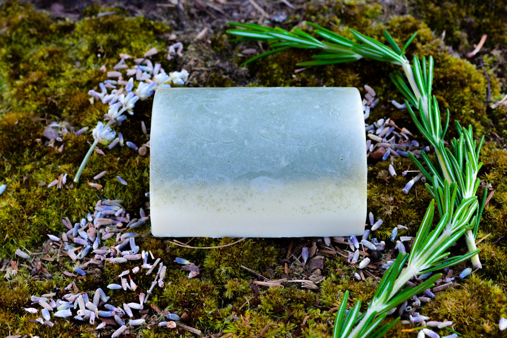 Green Goddess Facial Soap~For Oily & Acne Prone Skin - Wild Witchery