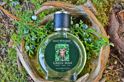 Green Man Cologne - Wild Witchery