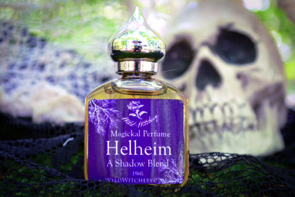 Helheim Perfume~A Shadow Blend - Wild Witchery