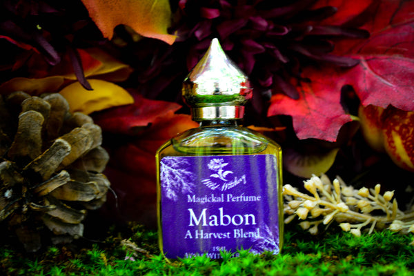 Mabon Perfume~For Celebrating the Autumnal Equinox - Wild Witchery