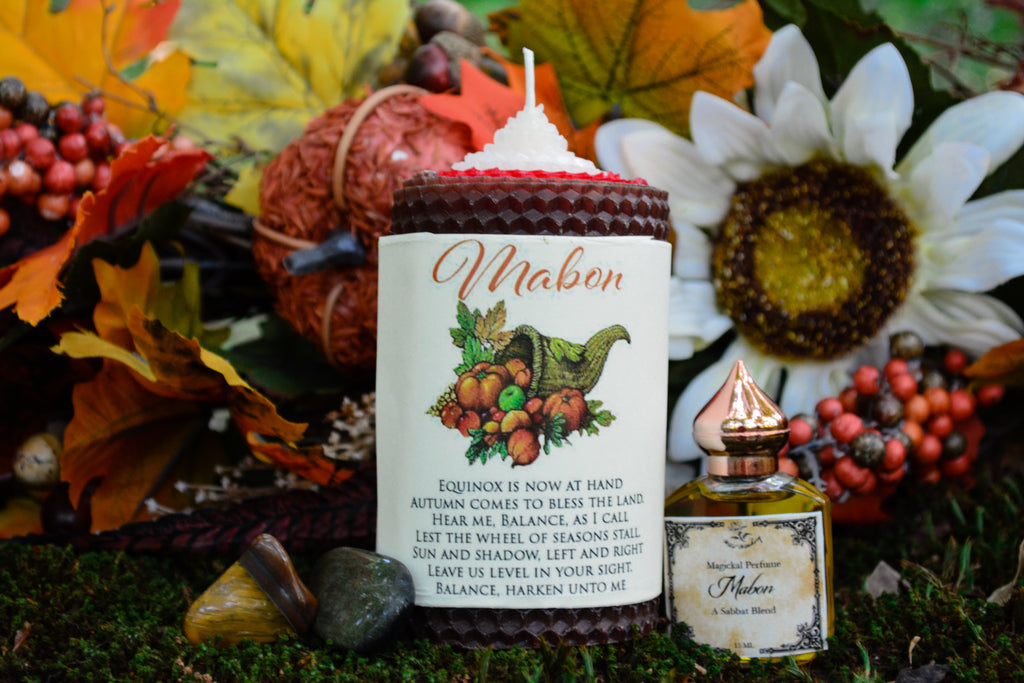 Mabon Ritual Set~For Celebrating the Autumnal Equinox