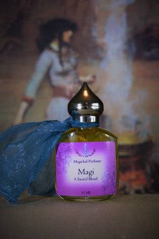 Magi~A Sacred Potion - Wild Witchery