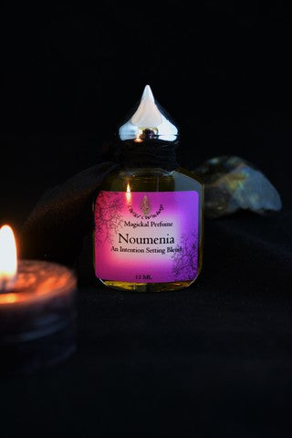 Noumenia~ A New Moon Intention Setting Potion - Wild Witchery