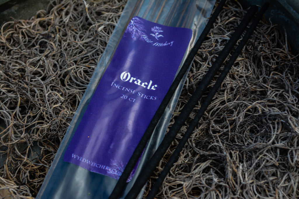 Oracle Incense~For Divination Magick - Wild Witchery