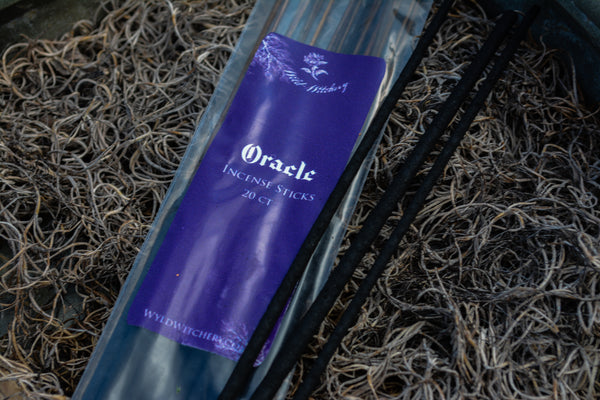 Oracle Incense