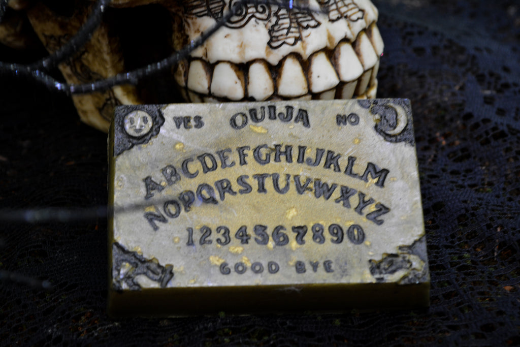 Ouija Board Soap~For a Disembodied Bathing Ritual - Wild Witchery