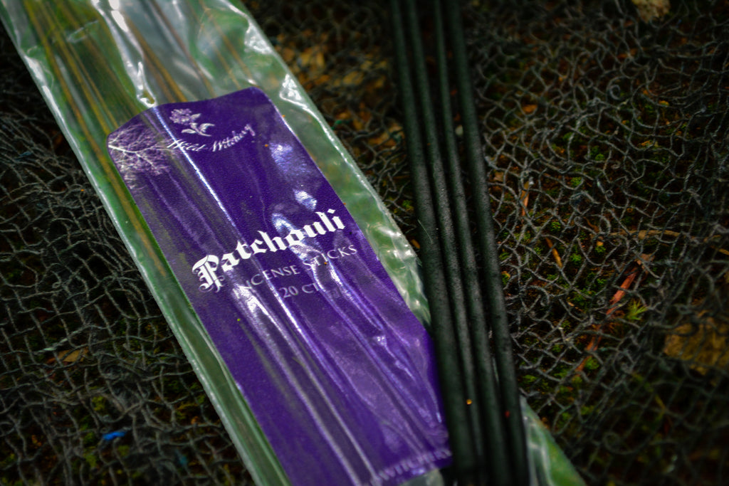 Patchouli Incense~For Personal Growth & Mastery - Wild Witchery