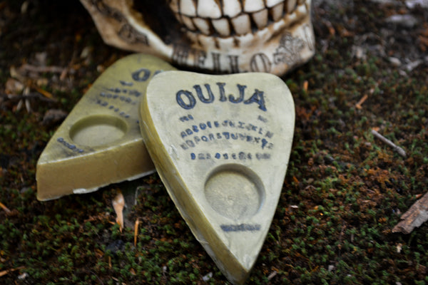 Ouija Planchette Soap - Wild Witchery