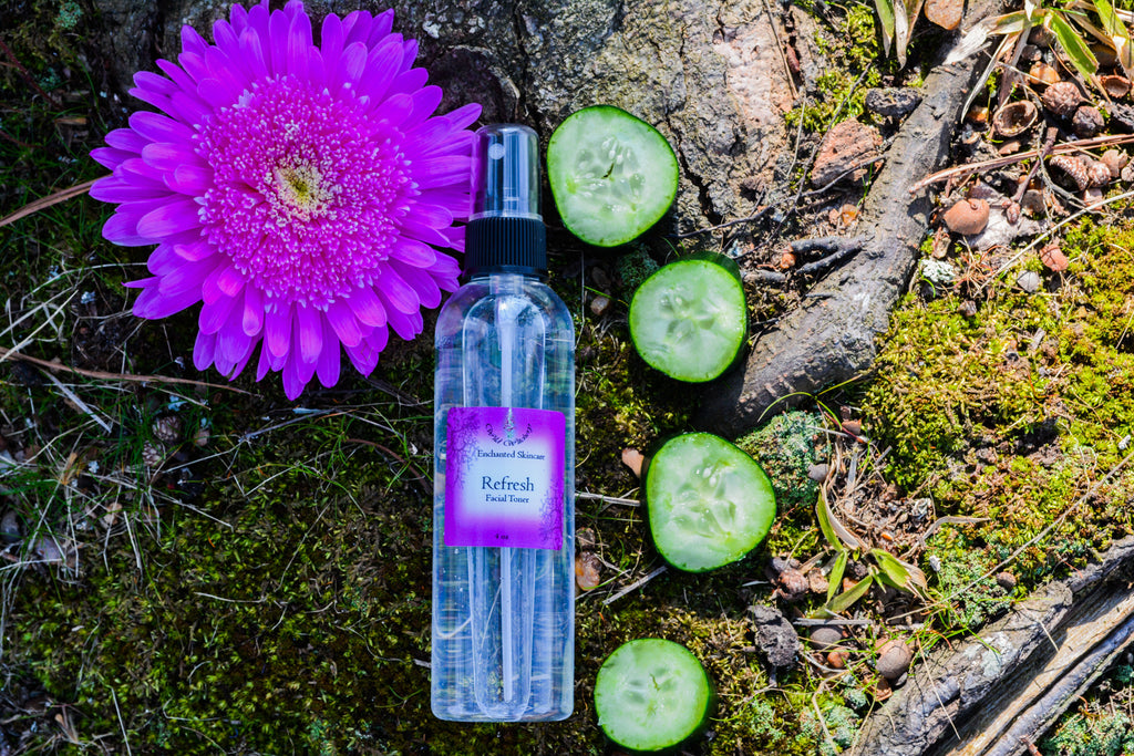 Refresh Cucumber Facial Toner - Wild Witchery