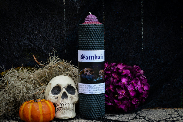 Samhain Candle - Wild Witchery