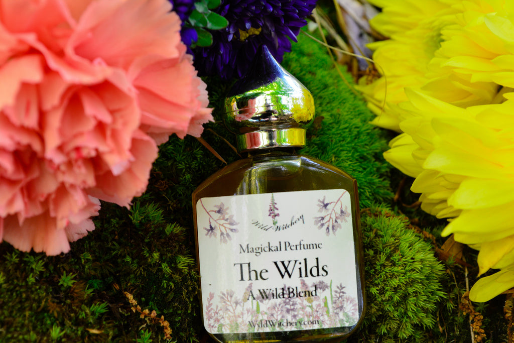 The Wilds~A Wild Woman Blend - Wild Witchery