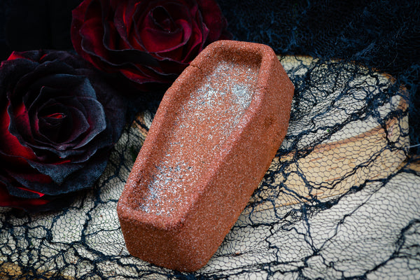 Vampiress Coffin Bath Bomb~For an Immortal Bathing Ritual - Wild Witchery