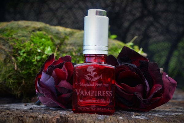 Vampiress Perfume~ An Immortal Blend - Wild Witchery
