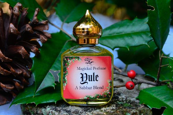 Yule Perfume~To Celebrate the Longest Night