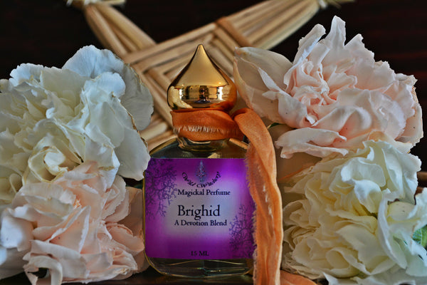 Brighid~To Honor the Goddess Brighid - Wild Witchery