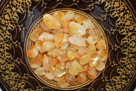 Citrine~The Merchant's Stone for Financial Prosperity - Wild Witchery
