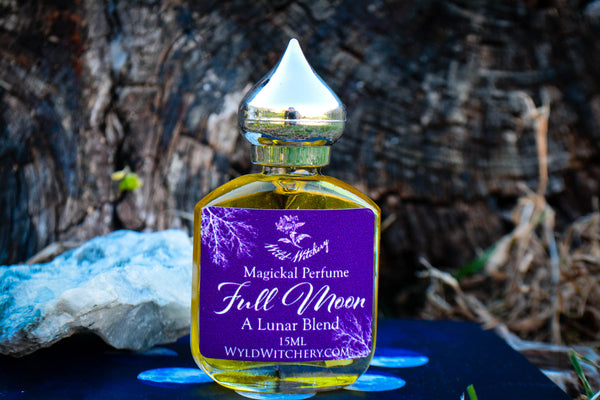 Full Moon~A Lunar Completion Potion - Wild Witchery