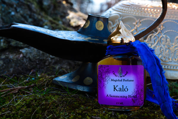 Kaló~A Summoning Potion - Wild Witchery