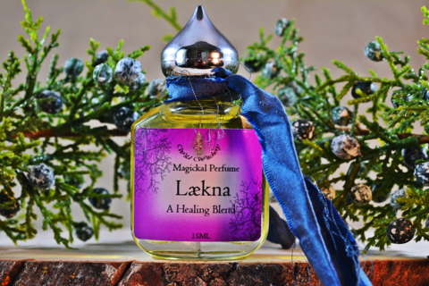 Lækna~ A Healing Potion - Wild Witchery