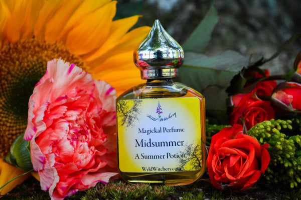 litha-summer solstice-midsummer-perfume-oil-wild witchery