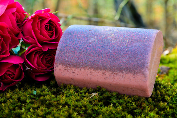 Rose Facial Soap - Wild Witchery